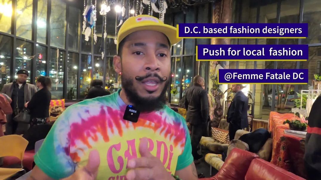 DC Fashion - Chris Cardi | vizo.tv
